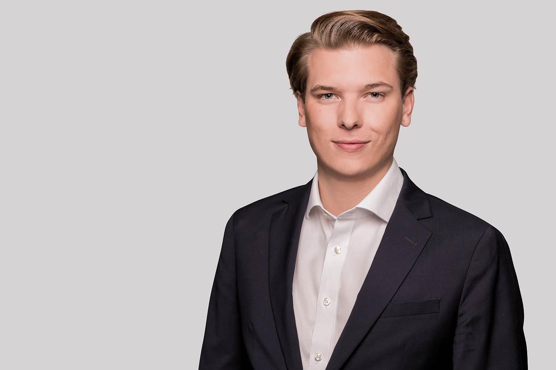 CSU - Tim Helmes (23) JU Kreisvorsitzender, Student Foto: CSU