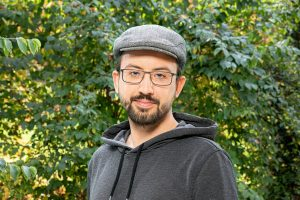 Grüne - Daniel Gaittet (28) Büroleiter Fotos: Bündnis 90/Die Grünen