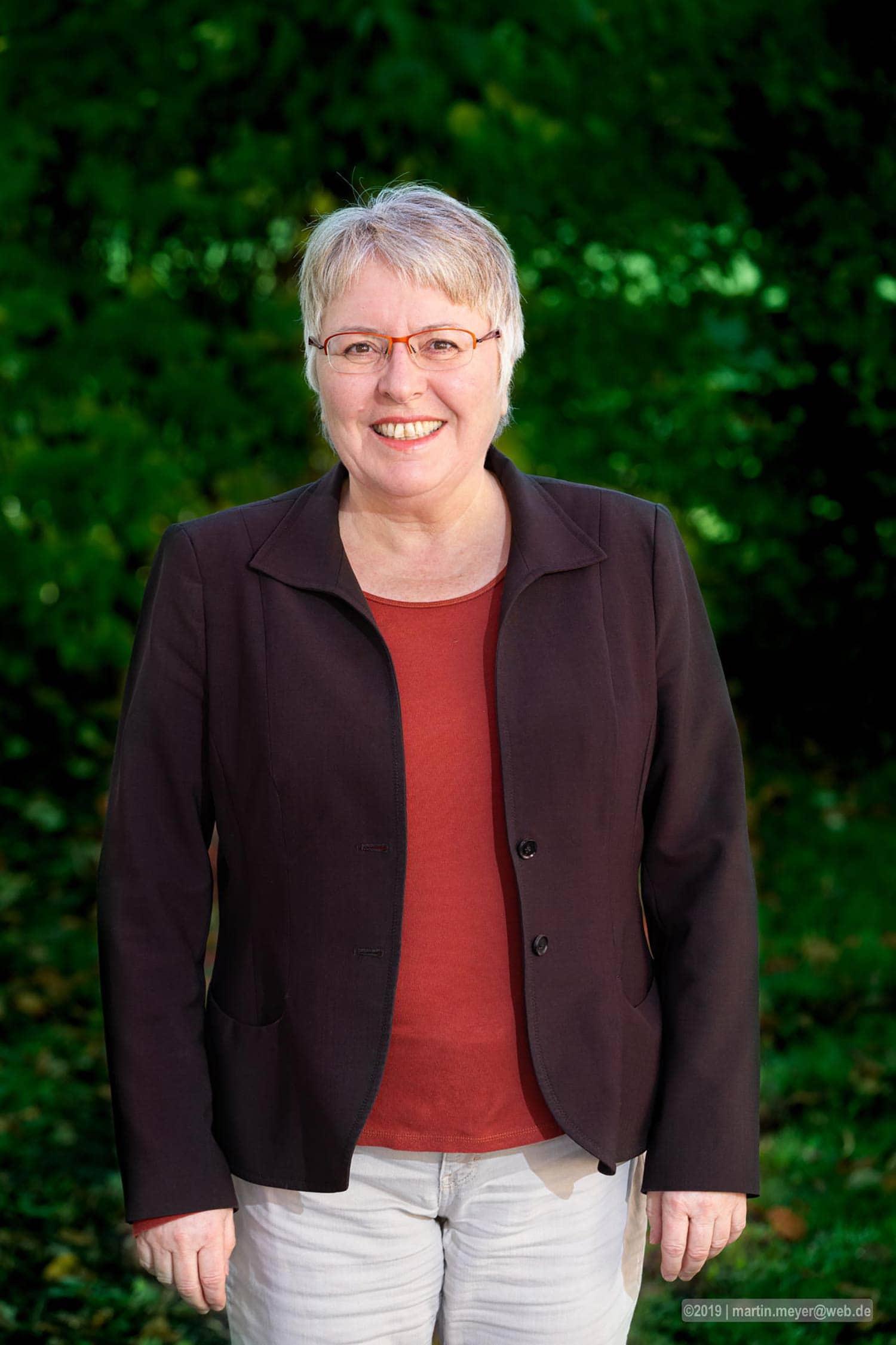 Grüne - Maria Simon (57) Dipl. Sozialpädagogin Fotos: Bündnis 90/Die Grünen