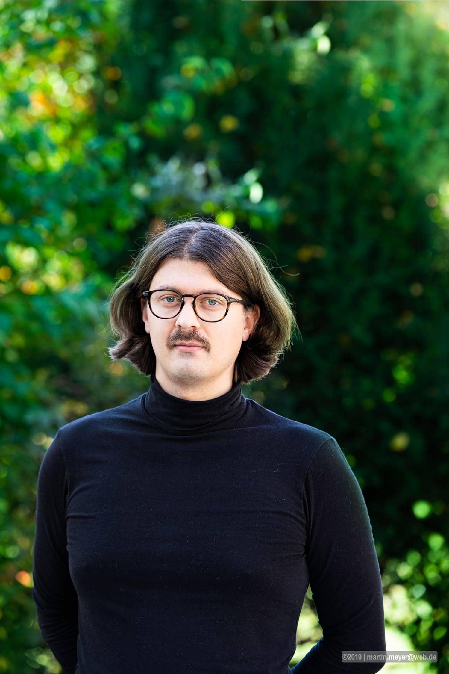 Grüne - Michael Achmann (28) Student Fotos: Bündnis 90/Die Grünen
