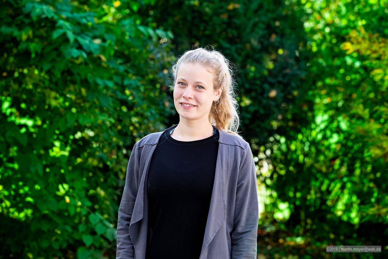 Grüne - Yasmin Hopp (30) Pädagogische Leiterin Fotos: Bündnis 90/Die Grünen