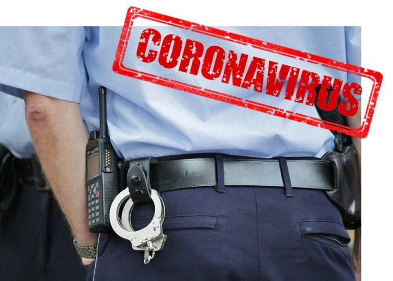 Coronavirus: Polizei kontrolliert Einhaltung der Beschränkungen Zahlreichen Verstöße gegen geltende Verbote und Untersagungen