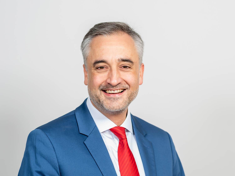 SPD - Dr. Thomas Burger (49) Entwicklungsingenieur Foto: Petra Homeier