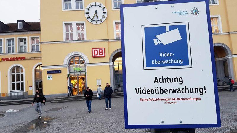 Regensburger Drogen-Hotspot 70 Prozent mehr Straftaten rund um den Hauptbahnhof / Videoüberwachung unerlässlich