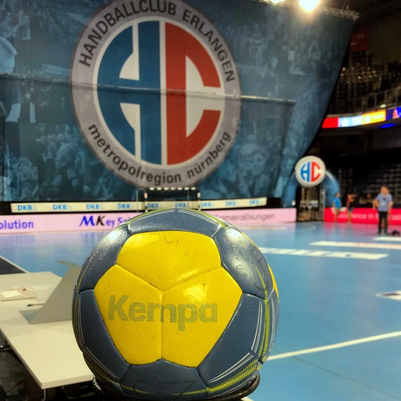 Handball: HC Erlangen erhält Lizenz für die kommende Saison Blizz Leserreporter: Spielbetrieb wird vorerst bis 16. Mai verlängert