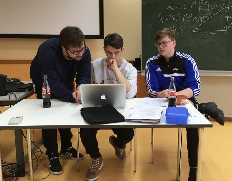 """Jugendsprecher aus Sportvereinen treffen sich online Blizz Leserreporter: Onlinetreffen """"Es hat Spaß gemacht"""""""