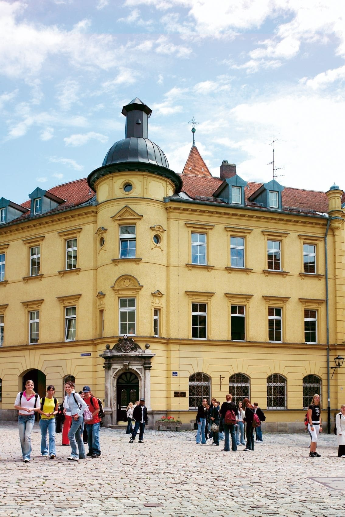 Private Schulen Breitschaft
