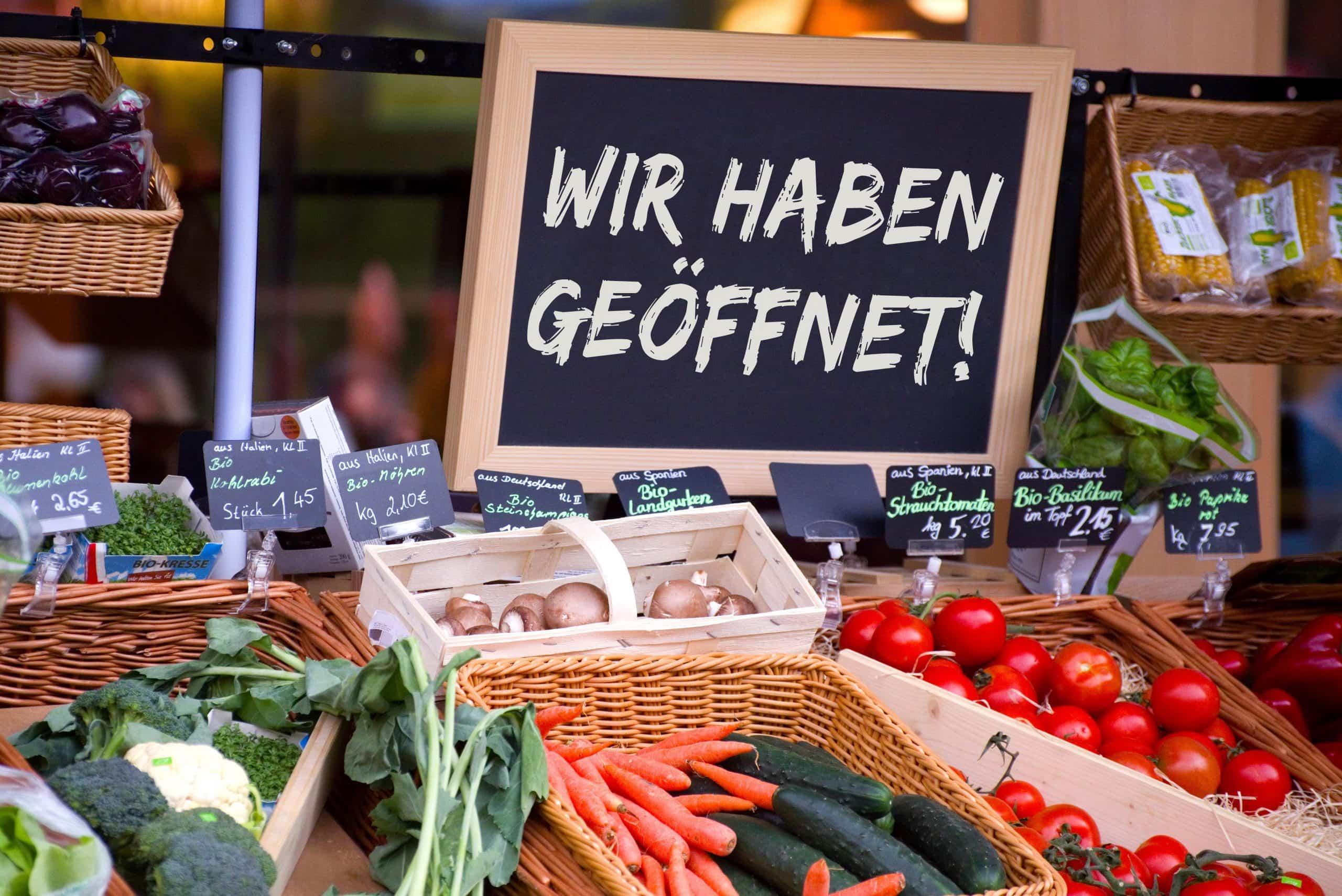 Abstimmung: Corona-Exit: Sollen die Läden in Bayern wieder öffnen dürfen? Was denken Sie?