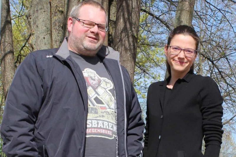 """Regensburg: Blizz und Eisbären verlängern Partnerschaft """"Die Synergieeffekte sind für beide Seiten hervorragend"""""""