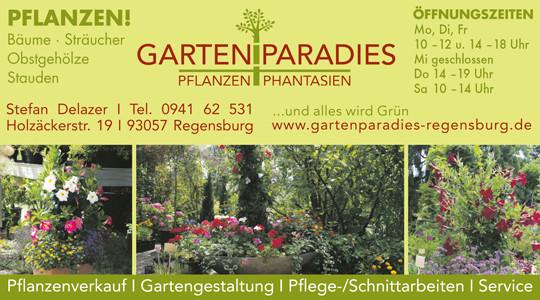 Gartenparadies Pflanzen Phantasien