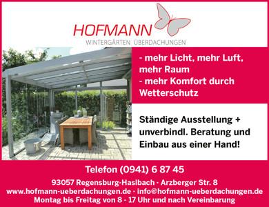 Hofmann Überdachungen