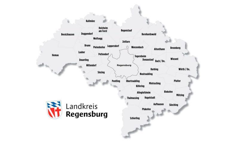 Von Alteglofsheim bis Zeitlarn, von Andreas Beer bis Barbara Wilhelm Blizz zeigt alle aktuellen Bürgermeister/-innen im Landkreis Regensburg
