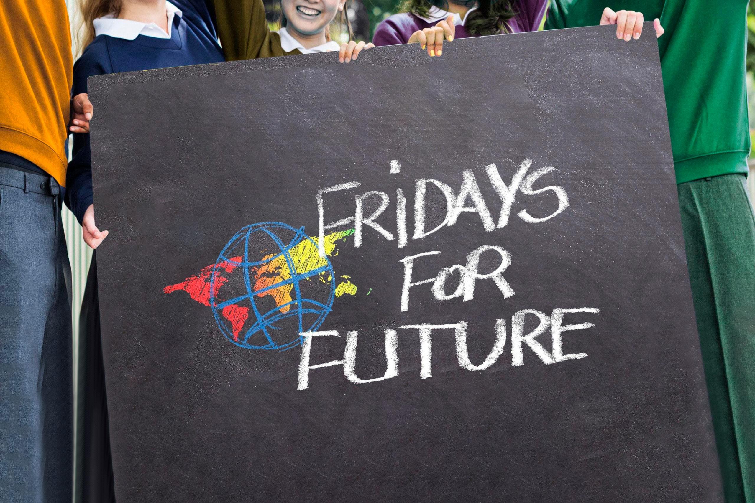 Fridays for Future plant Protest online Globaler Klimastreik am Freitag auch in Regensburg
