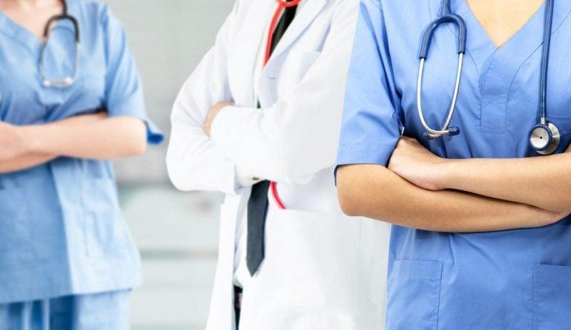 Ärzte und Krankenschwestern