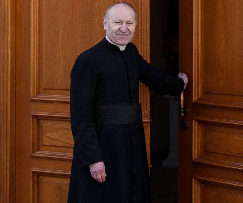 Osterbotschaft von Pater Franz Schmidberger