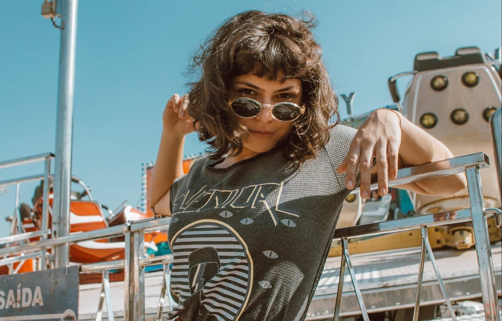 Farbig, geometrisch und gemustert Blizz präsentiert die Sonnenbrillen-Trends 2020
