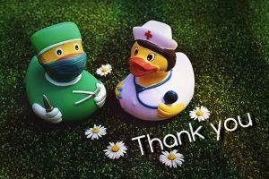 danke arzt und krankenschwester