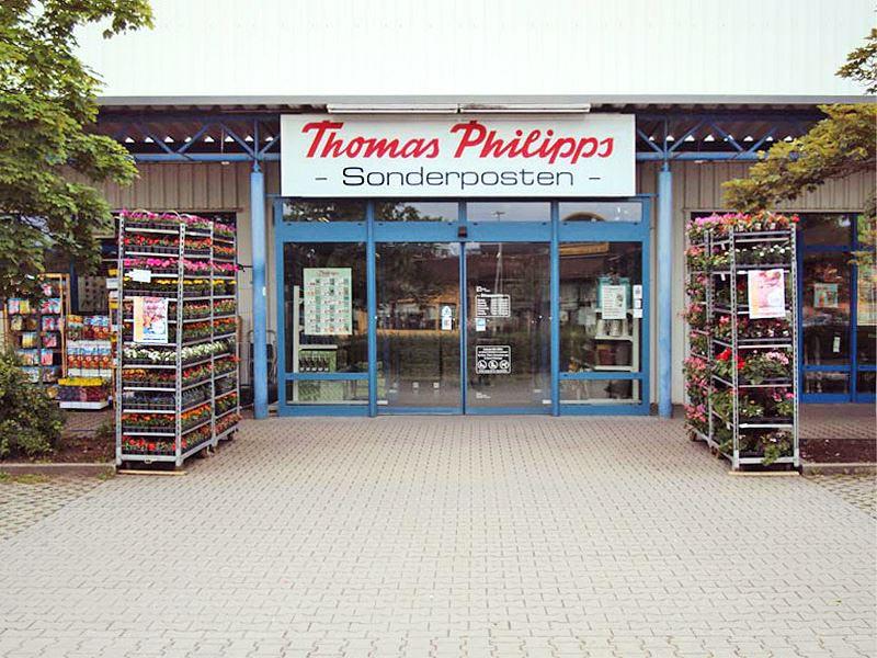 """Thomas Philipps – viel mehr als """"nur"""" Sonderposten Im Gespräch mit Frank Wehrmann, dem neuen Inhaber von Thomas Philipps in Neutraubling (Podersamer Straße 12"""
