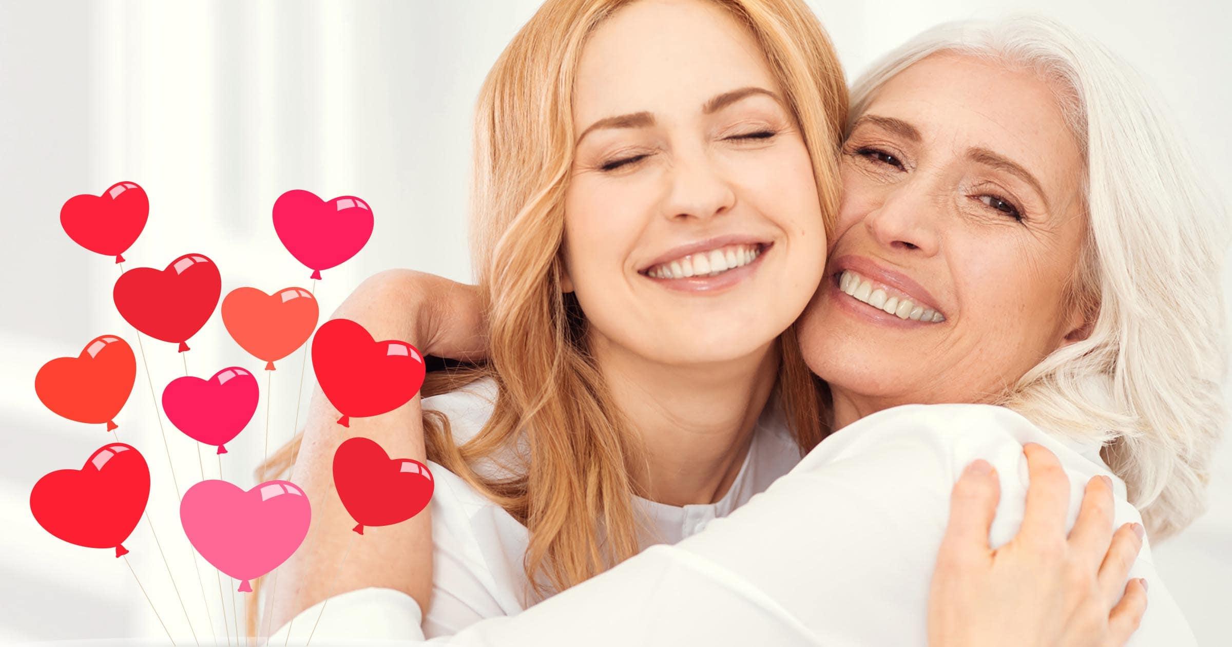 Last-Minute-Geschenke zum Muttertag Damit der Besuch kein Reinfall wird