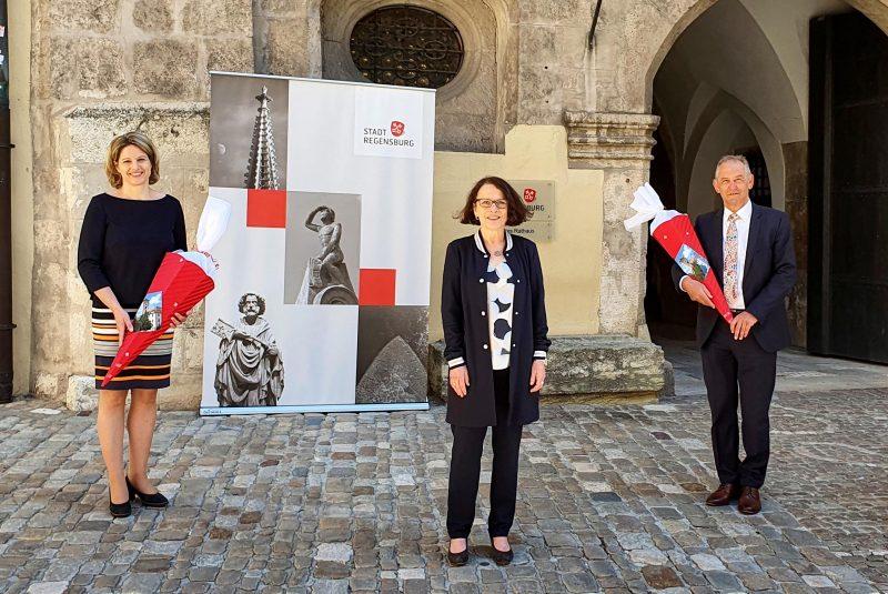 Neue Bürgermeister in Regensburg