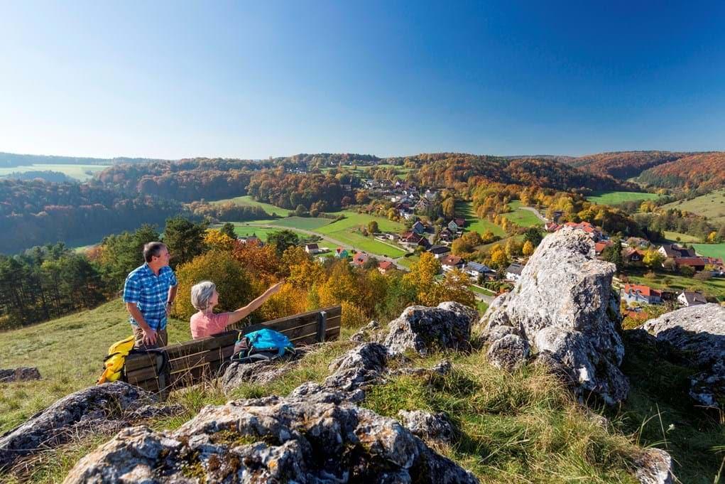 Wandern im Regensburger Land Ausflugstipps für Groß und Klein rund um die Welterbestadt