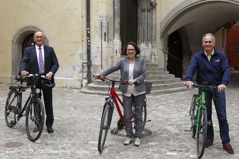 """Radeln für die Gesundheit Start am 1. Juni: """"Mit dem Rad zur Arbeit"""" trotzt Corona"""