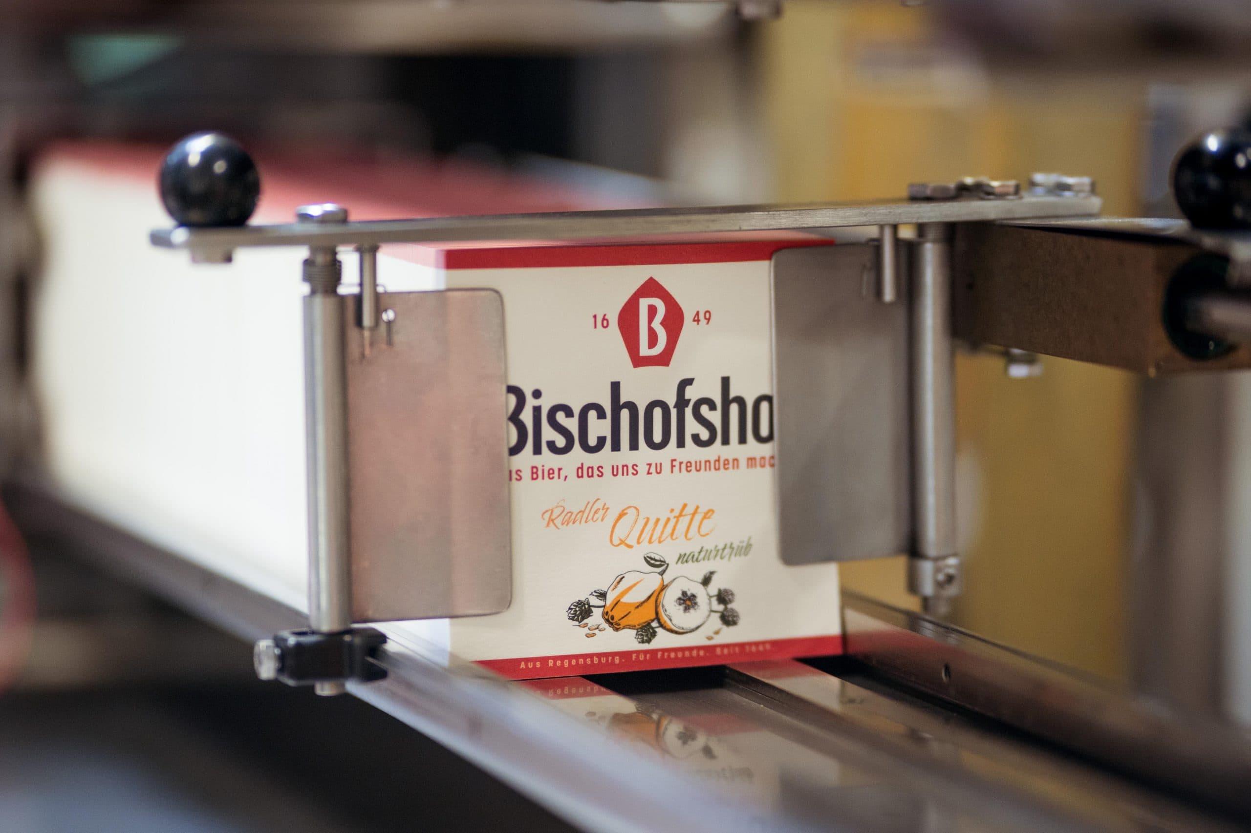 Regensburger Brauerei Bischofshof präsentiert neues Quitten-Radler Sommerlicher, fruchtig-frischer Vorbote für den Aufbruch in eine neue Ära