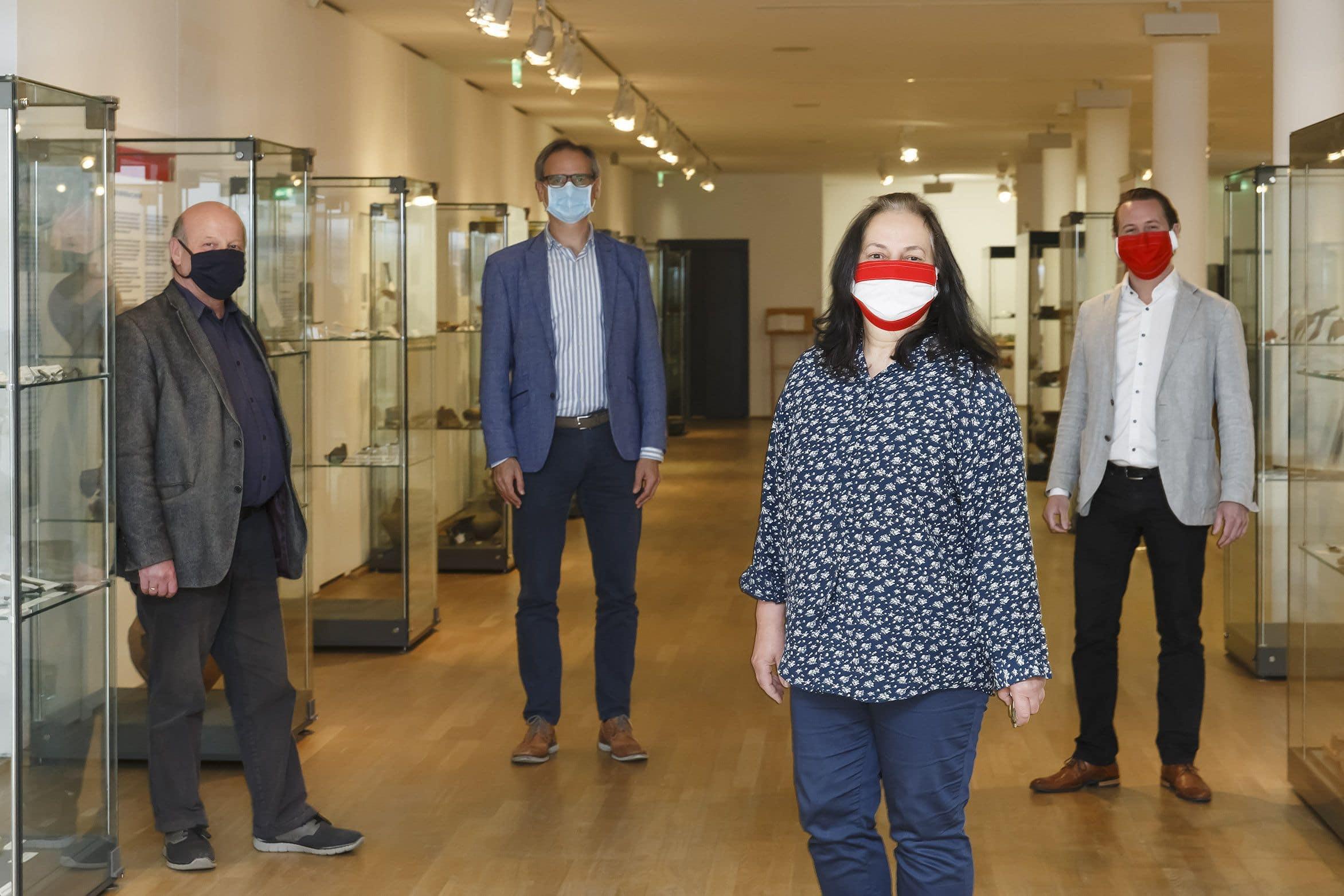 Corona-Lockerungen im Kulturbereich Das Historische Museum der Stadt Regensburg öffnet endlich wieder!