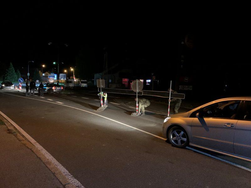 Tschechien öffnet seine Grenzübergänge Eisenbahn- und Straßenübergänge sind seit Dienstag (26. Mai) wieder frei – trotzdem weiterhin strikte Beschränkungen im Grenzverkehr