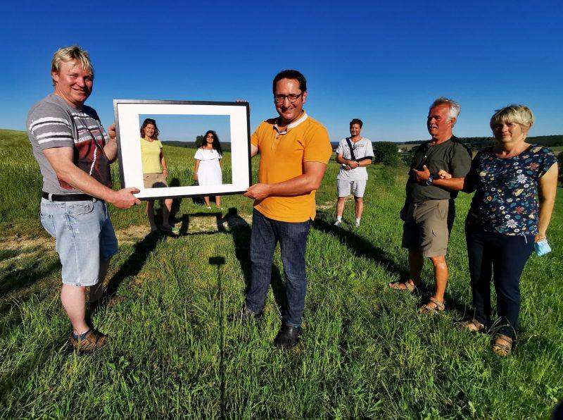 """Unterstützung für Steinsberger Naturerlebnis-Träume Blizz Leserreporter: """"Seien Sie mutig, denken Sie das weiter"""""""