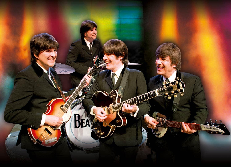 """Beatles-Musical """"All you need is love"""" in Regensburg auf 1. Februar 2021 verschoben Bereits gekaufte Karten behalten Gültigkeit für den Ersatztermin und müssen nicht umgetauscht werden"""