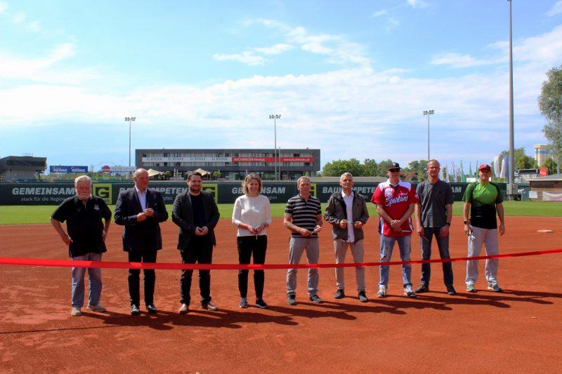 Baseball-Stadt Regensburg Softballplatz der Legionäre: Stadt und Freistaat beteiligen sich an Sanierung