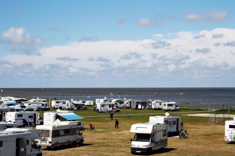 campingplatz an der Nordsee
