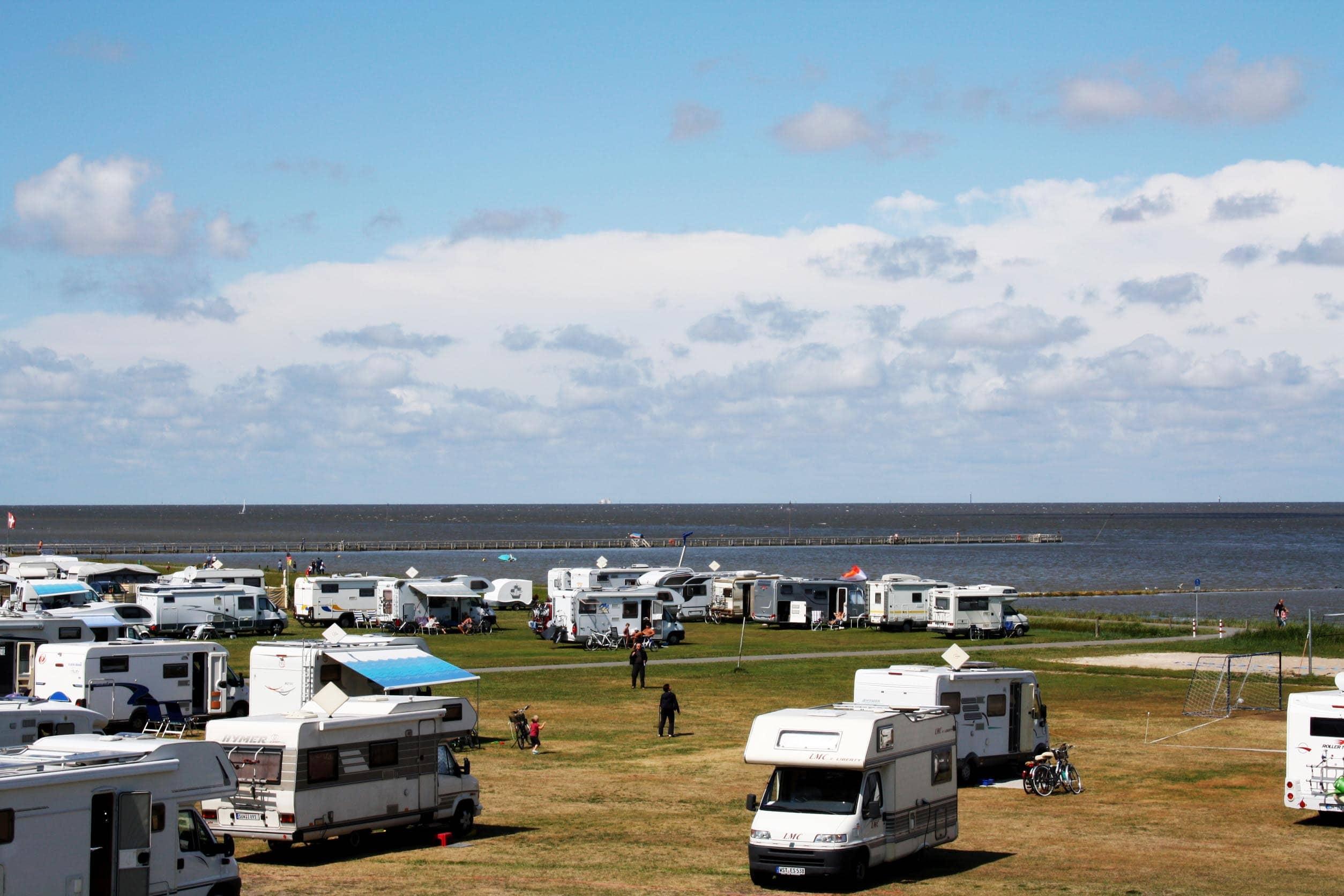 Camping nach dem Lockdown Der ADAC gibt Tipps für einen entspannten Urlaub mit dem Wohnmobil