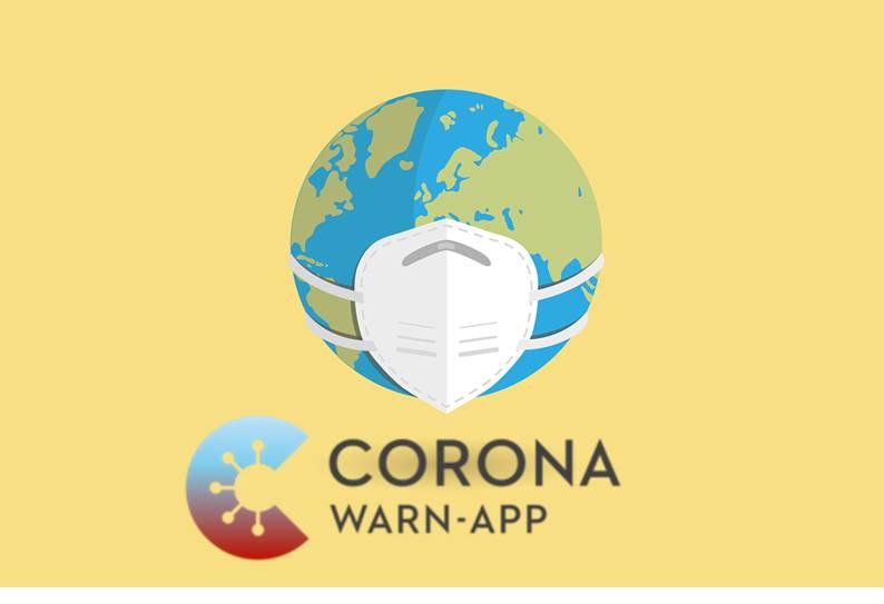 Corona-Warn-App steht zum Download bereit Mit jedem Nutzer wächst der Schutz vor neuen Infektionsketten