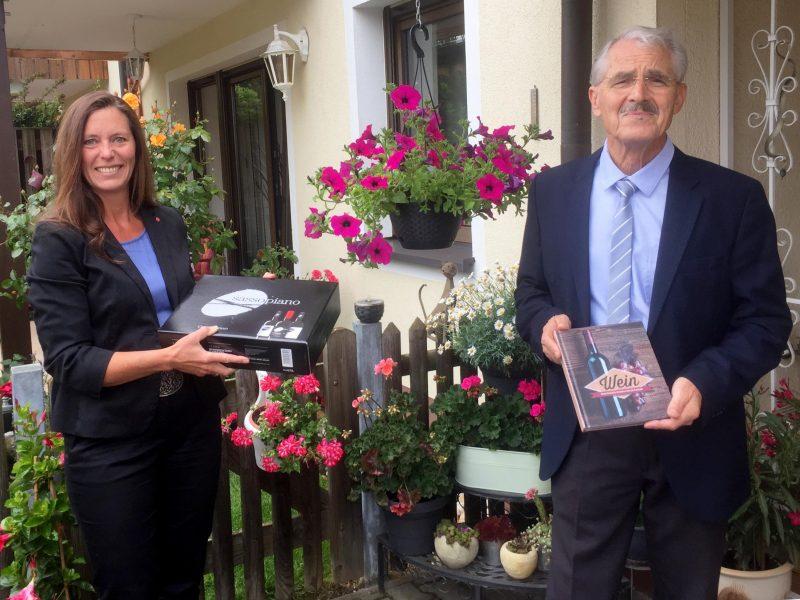 Das soziale Gewissen der Stadt CSA-Ehrenvorsitzender Hans Renter verlässt nach 30 Jahren den Stadtrat