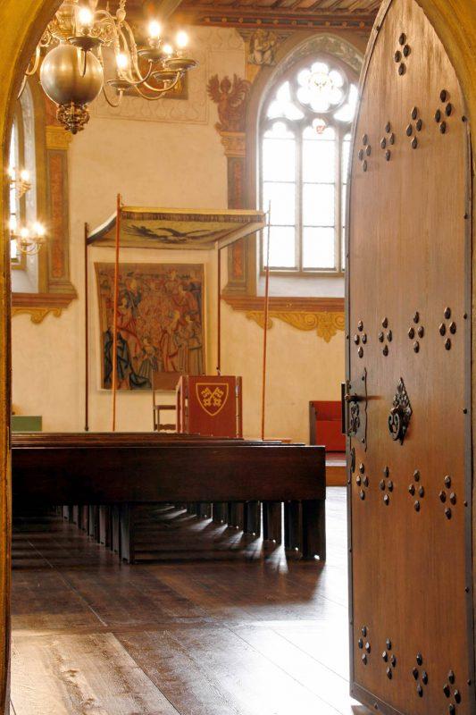 Wieder Führungen im document Reichstag im Alten Rathaus in Regensburg Die schrittweise Öffnung der Museen der Stadt Regensburg geht weiter