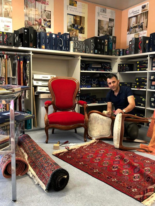 Teppiche und Polstermöbel wieder wie neu dank Vipic Regensburger Wäscherei ein Garant für Qualität