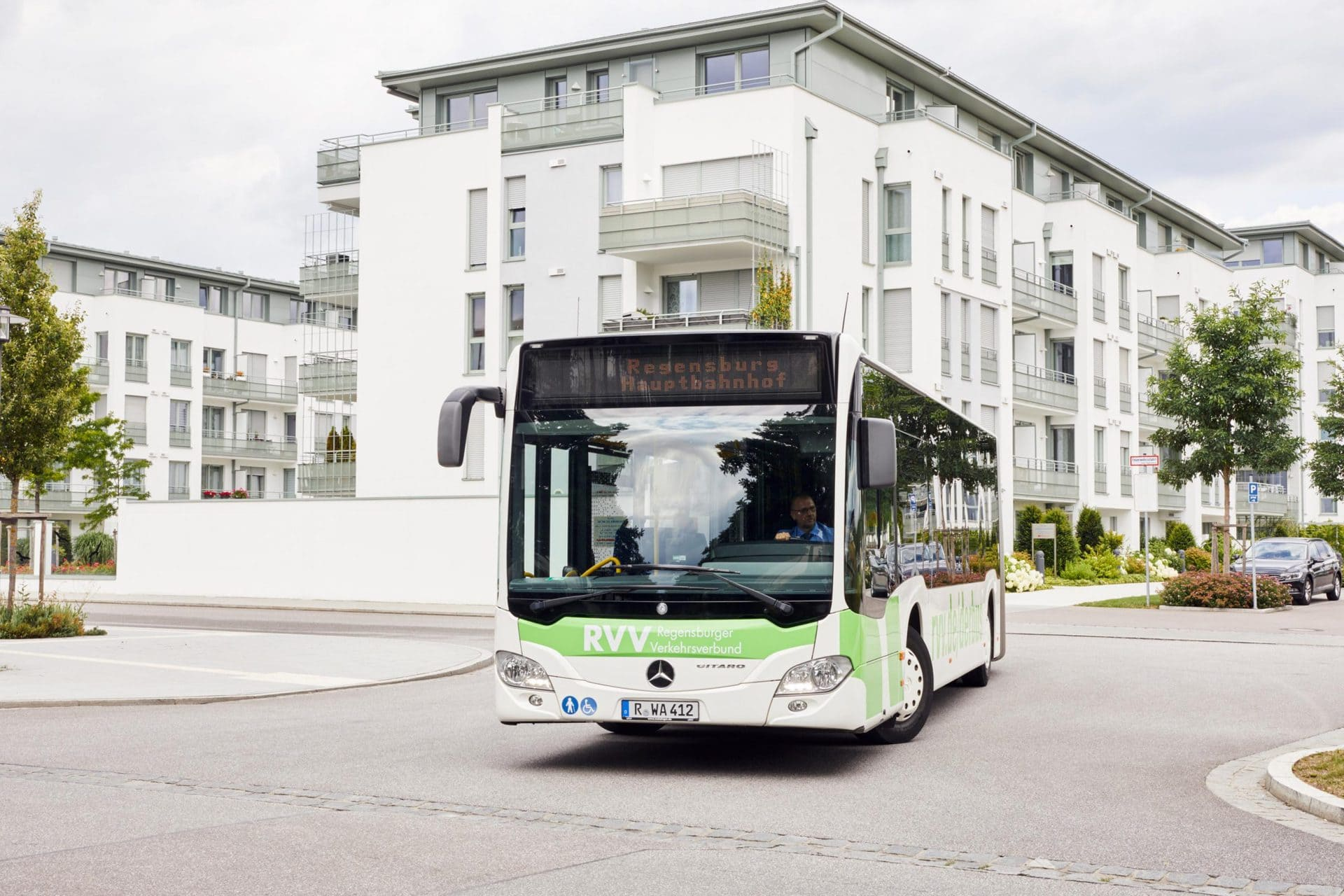 Busfahrplan Rvv