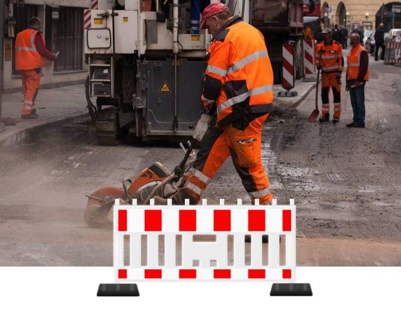 Asphaltierungsarbeiten an Kreuzung Hartinger Straße/Herbert-Quandt-Allee Halbseitige Sperrung ab 11. Juli
