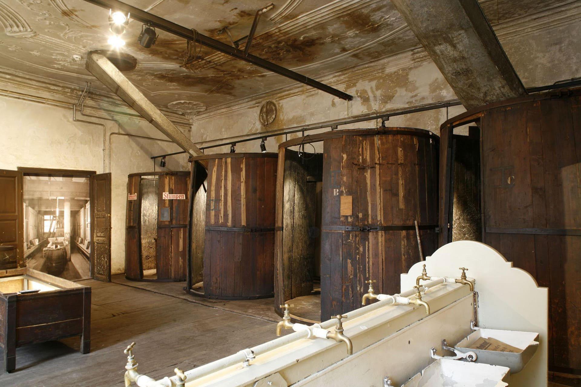 documente Neupfarrplatz und Schnupftabakfabrik wieder zugänglich Auch Gruppenführungen sind möglich