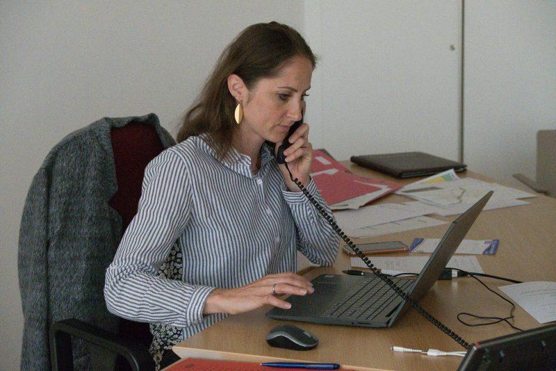 Zeitlarns forsche Zukunftspläne Bürgermeisterin Andrea Dobsch und Gemeinderäte stellten wichtige Weichen