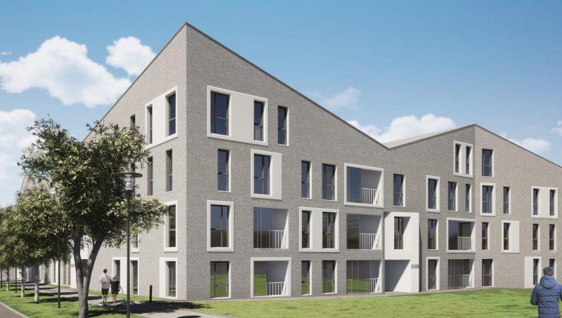 """Ein neues Juwel vor den Toren der Altstadt """"Der Winzerer Hof"""": Neubau einer modernen Wohnanlage mit Tiefgarage am ehemaligen Wangler-Areal im Regensburger Westen"""