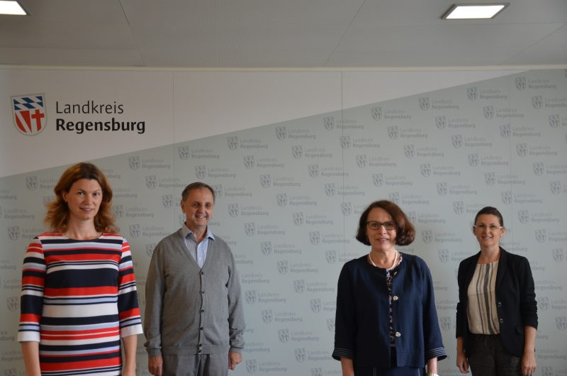 Gesundheitsregion Plus soll fortgesetzt werden Kreisausschuss des Landkreises Regensburg beschließt Weiterführung