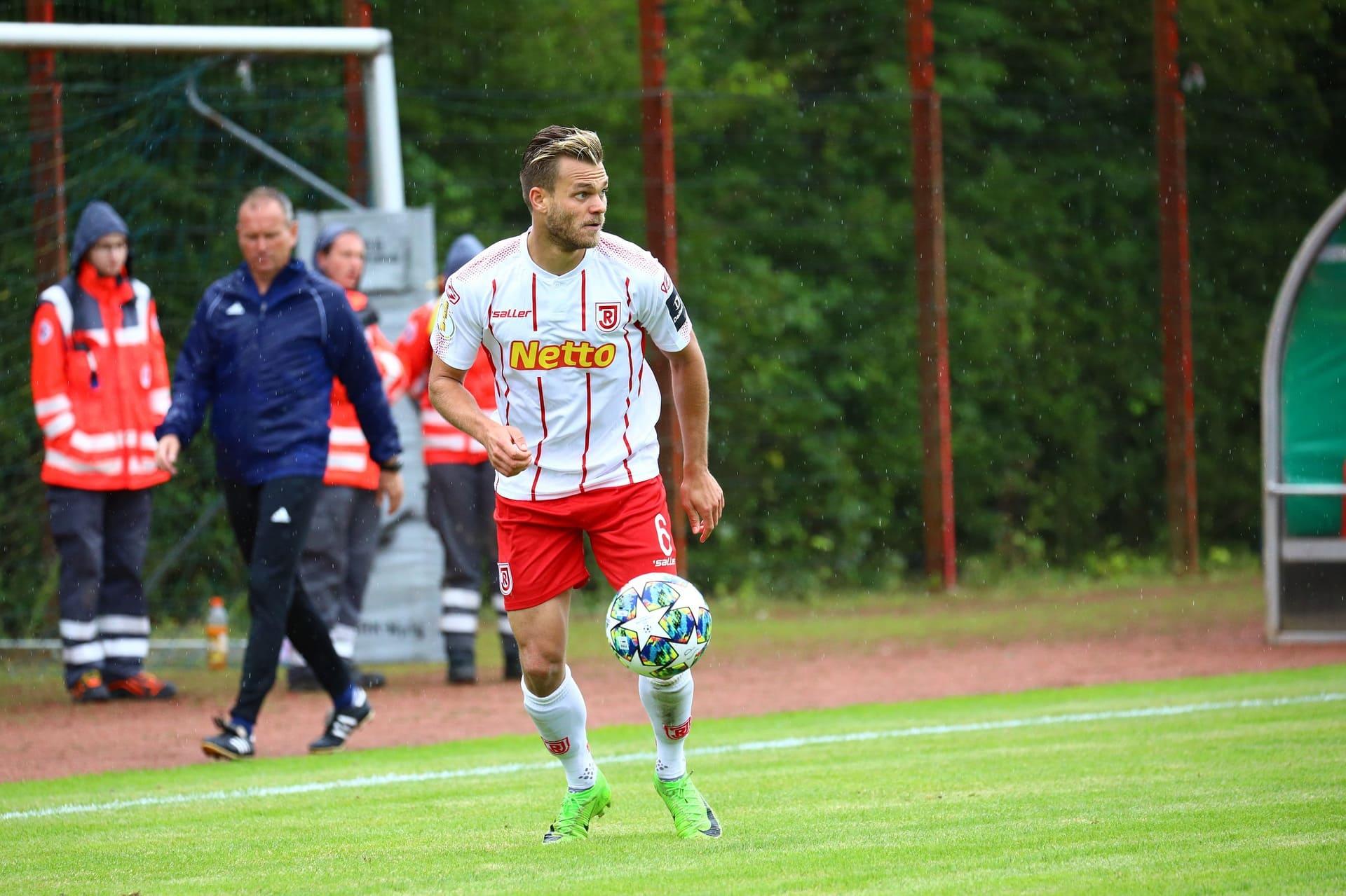 DFB-Pokal: Jahn Regensburg trifft auf Vertreter des Südwestdeutschen Fußball-Verbandes In der 1. Hauptrunde könnte der 1. FC Kaiserslautern der Gegner für die Jahn-Elf sein