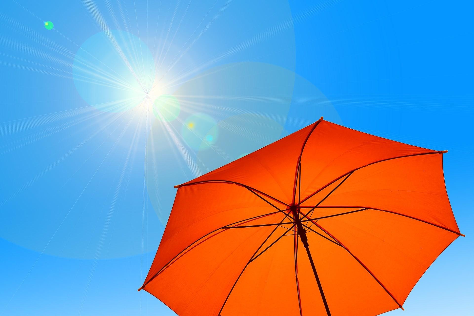 Sommer, Sonne, Kreislaufkollaps Hohe Temperaturen können die Gesundheit gefährden