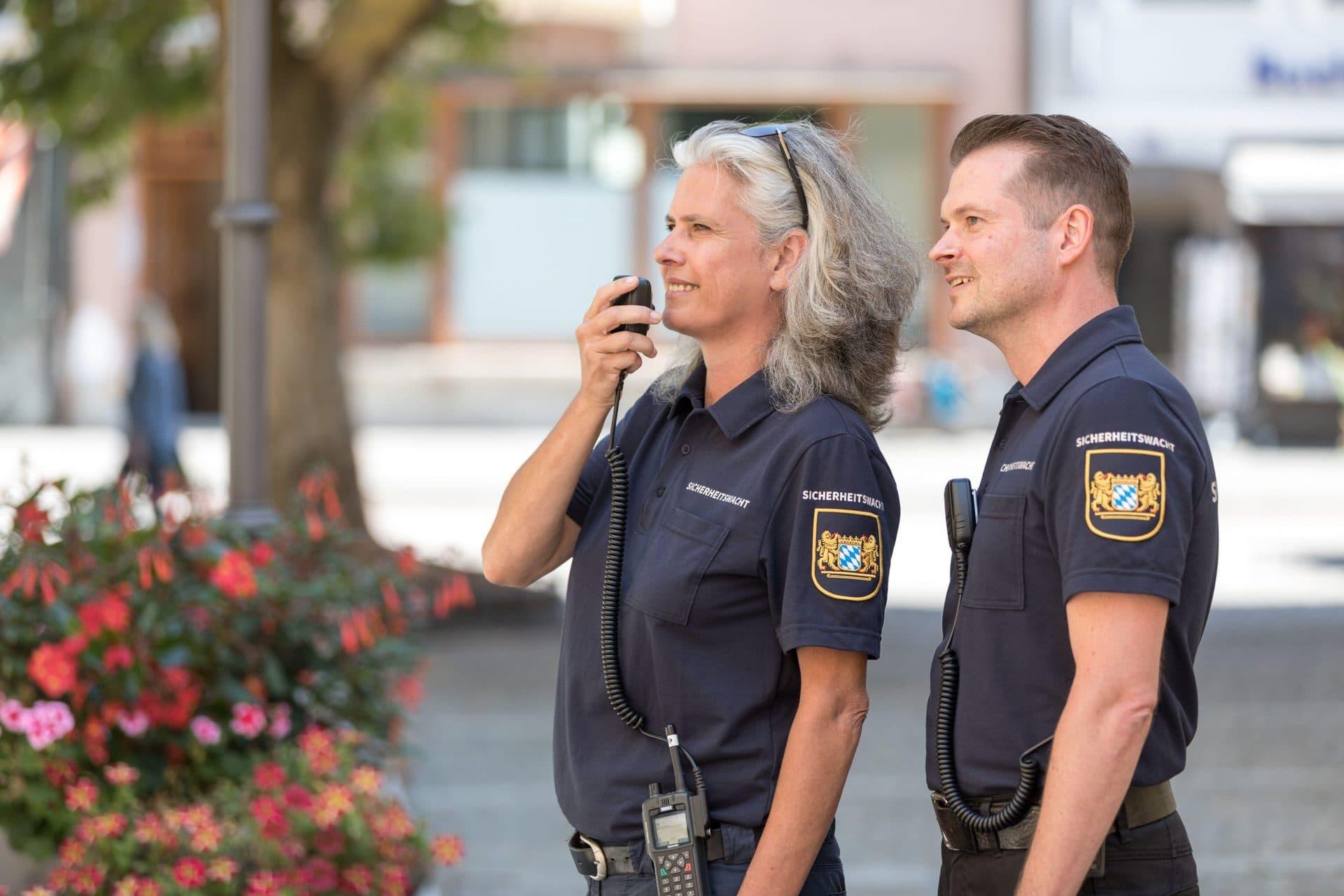 Helfen Sie dabei Regensburg sicherer zu machen PI Regensburg Nord sucht Interessierte für Sicherheitswacht
