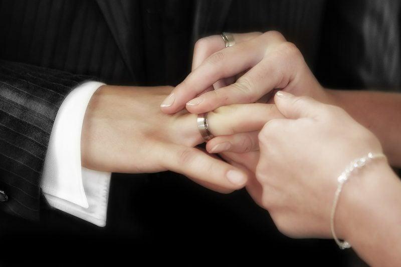 In Bayern werden weniger Ehen geschieden Zahl der Ehescheidungen sinkt seit 2011 kontinuierlich