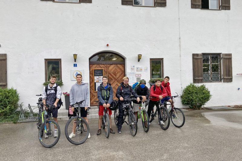 Sportjugend unterwegs in Berchtesgaden