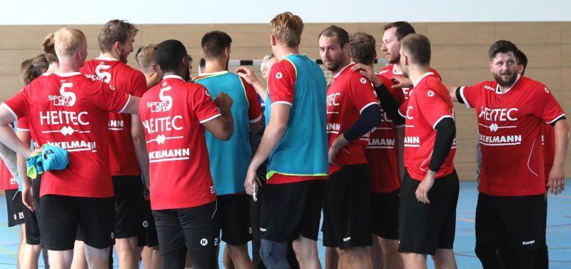 HC Erlangen testet gegen VfL Gummersbach und TUSEM Essen Erlangen bereiten sich auf den Start im Oktober vor